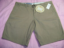 Dockers Game Day Men's Straight Fit Flat Front Arizona Wildcats Shorts Nwt Sz 38