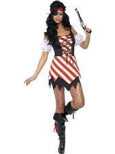 Damen-Kostüme & -Verkleidungen mit Piraten in Größe 38