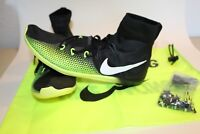 NEW Nike Zoom Victory XC 4 Track and Field Spikes Black 878804-017 Men's Size 10