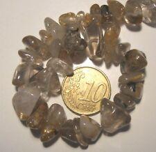 QUARZO RUTILATO oro pietre dure 20 pietre EXTRA LARGE
