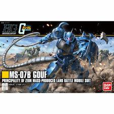 #196 Gouf Revive Mobile Suit Gundam Bandai Hguc In Stock Usa