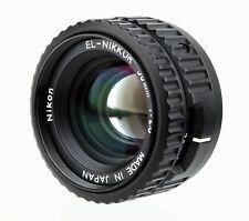 Nikon EL-Nikkor 50mm 2,8 Vergrößerungsobjektiv enlarger lens 858664