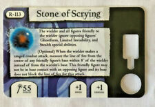 New 2004 Wizkids/Mage Knight Stone of Scrying Relic card  #R-113