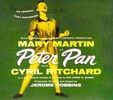 Winterhalter Hugo Peter Pan Original Broadway Cast Record CD
