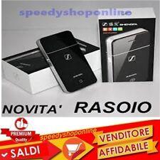 Rasoio Elettrico Barba Regola Capelli Professionale Tagliacapelli Mini Iphone
