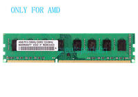 New 4GB DDR3 PC3-10600 1333MHz 240PIN Desktop DIMM AMD Motherboard Memory RAM
