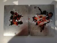 fear 3 F.E.A.R. edition steelbook jeu + boitier metal ps3 ps 3 playstation  3