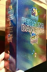 PS4 Persona Dancing triple pack Limited Edition Japanese version