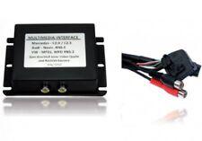 INTERFAZ MULTIMEDIA DE Adaptador DVD vídeo DVB-T para radio MFD 2 RNS2 RNS 2
