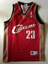 JERSEY MAILLOT BASKET NBA  CHAMPION CLEVELAND LEBRON JAMES / TAILLE S