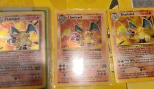 1999 Pokemon CHARIZARD 4/102 Base Set WOTC 10 card RePack - READ DESCRIPTION