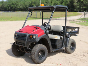 2015 Club Car XRT950 Industrial Equipment Cart UTV Manual Dump -Parts/Repair