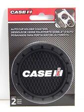 Case IH Automobile Cup Holder Coasters