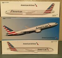 PacMin American Airlines Boeing 777-300ER - 1/200 Premium Economy Model