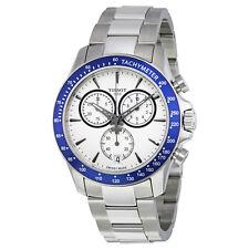 Tissot T-Sport Silver Dial Chronograph Mens Watch T106.417.11.031.00