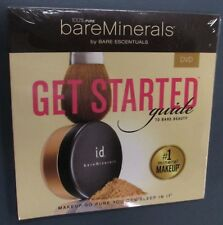 New Dcv 100% Pure Bare Minerals Bare Essentials Get Started Guide