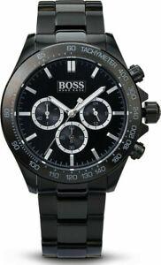 Hugo Boss 1512961 Herren Chronograph Hero Uhr Armbanduhr NEU