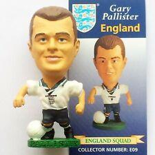 PALLISTER England Home Corinthian Headliner Euro 96 Figure Loose/Card E09