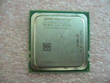 QTY 1x AMD OSA8220GAA6CY Opteron 8220 2.8 GHz Dual Core CPU Socket F 1207