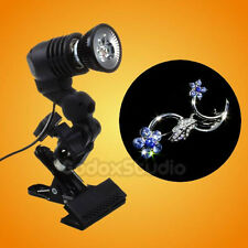 Diamond Jewellery LED Spotlight Photo Studio Jewelry Sparkler Light 110V~120V