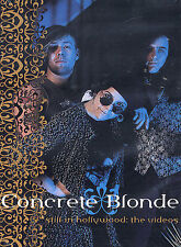 Concrete Blonde: Still in Hollywood - The Videos - DVD (NTSC) Used