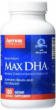 Jarrow Formulas - Jarro Max DHA 180ct (EXPIRES 07/2017 ON SALE) - FREE SHIPPING