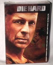 DVD DIE HARD Ultimate Collection (8 DISC SET, 2009) NEW MINT SEALED