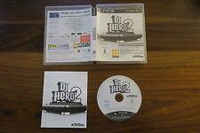 DJ HERO 2        -----   pour PS3