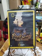 Pirate Code: Real Pirates DVD national geographic channel excellent Condition
