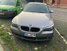 BMW 523i Limousine Automatik Voll Leder Fast voll Ausstattung Export Bastler