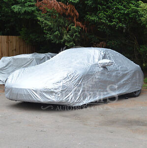 Porsche Cayman 987 Coupe Breathable Car Cover from the years 2005 to 2012