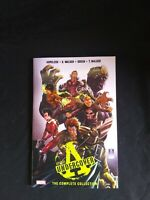 Avengers Undercover The Complete Collection Marvel TPB RARE OOP Hopeless Walker