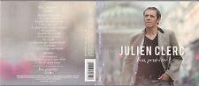 CD DIGIPACK + DVD 15T JULIEN CLERC FOU, PEUT ETRE DE 2011 TBE