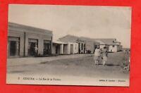 Maroc - KENITRA - La rue de la Victoire   (J3367)