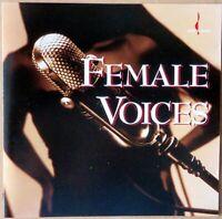 Female Voices - Ana Caram, Rebecca Pidgeon, Leny Andrade u.a.  - CD