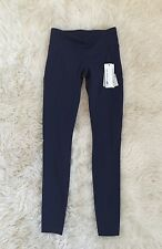 a783b3c6925fb NWT New Balance For JCREW performance leggings F6611 Navy Pants XS