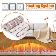 220V Electric Home Warm Floor Heated Infrared Winter Underfloor Heating Warm Mat