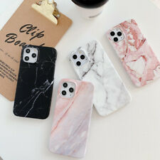 Marble Case Cover For iPhone 12 mini 12 Pro Max 11 X Fashion Soft TPU Back Shell