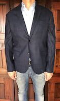 Good Man Brand 'The Uptown' Slim Fit Navy Sport Coat Size 42 Made in Italy NEW
