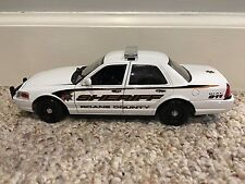 Roane County Tennessee custom sheriff's diecast car Motormax 1:24 scale
