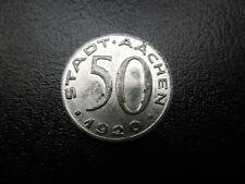 J36 GERMANY- AACHEN  NOTGELD  1920   UNC