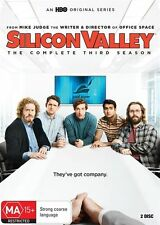 Silicon Valley Season 3 : NEW DVD
