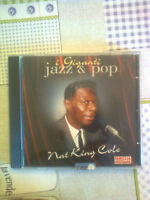 NAT KING COLE - I GRANDI DEL JAZZ & POP - CD