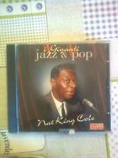 NAT KING COLE - I GRANDI DEL JAZZ & POP - CD