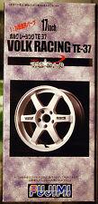 Llantas rays pueblo racing te 37 17 pulgadas incl. neumáticos, 1:24, 192949 Fujimi