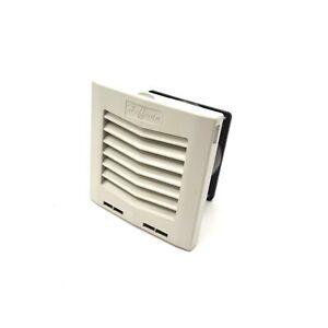 "Pentair Hoffman HF0524414 Enclosure Filter Fan, 24VDC, 0.35A, 8.4W, 5"" x 5"""