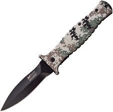Mtech Knife New Linerlock A/O Camo MT-A912DG