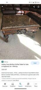 It's A Ashley Casa De Mollino Coffee Table