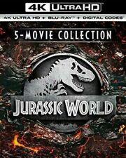 Jurassic Park 5-Movie Collection [New 4K Uhd Blu-ray Digital]