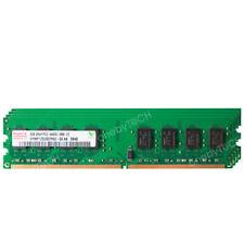For Hynix 8GB KIT (4x2GB) PC2-6400 DDR2 800 240 PIN DIMM Desktop Low Density RAM